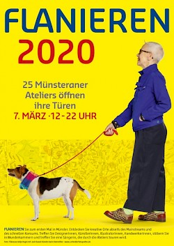 Flanieren 2020 in Münster